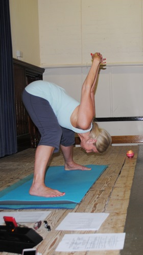 Yoga classes in Cheshire, Staffordshire, Merseyside, Wirral